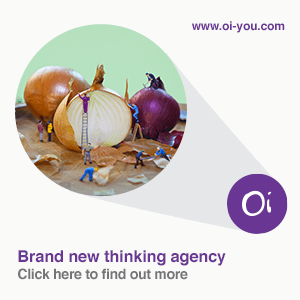 Oi - Brand new thinking agency