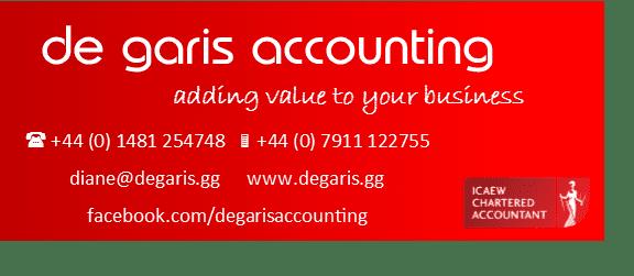 Chamber advert de garis accounting