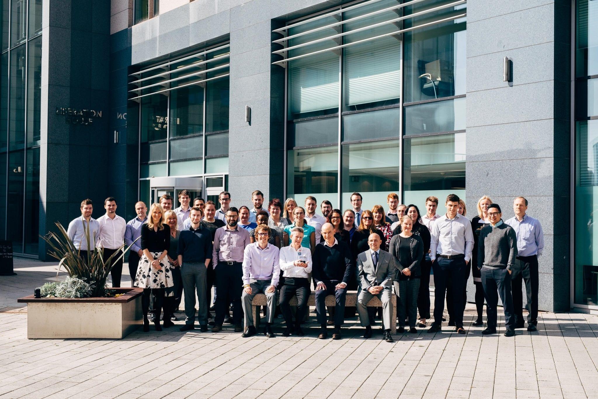 Moore Management AI International Fund Awards Winner
