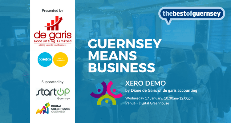 Xero Demo (Chamber) - Gsy means business
