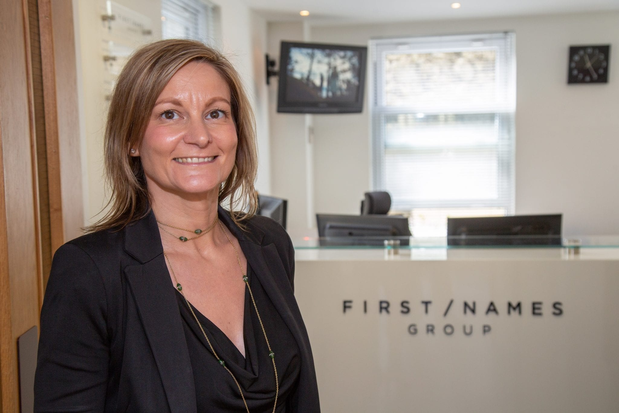 Carola Zoni joins First Names Group's Guernsey office as Client Services Director